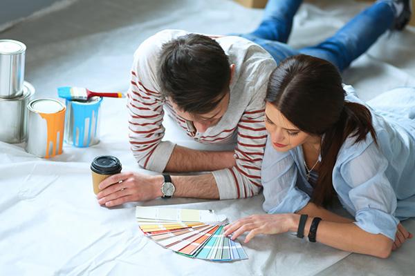 Ecco tre consigli utili che probabilmente non conoscevi per pitturare casa da solo.